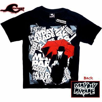 Mayday Parade - Umbrella - Band T-Shirt