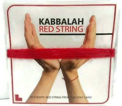 Red String Bracelet Kabbalah Bracelet Kabala Thread Evil Eye Protection Charm