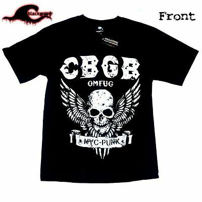 CBGB - NYC Punk - Band T-Shirt
