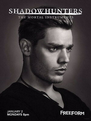 "8516 Hot Movie TV Shows - Shadowhunters 2017 6 14""x18"" Poster"