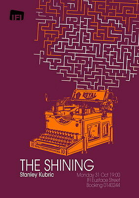 "8797 Hot Movie TV Shows - The Shining 1980 14 14""x19"" Poster"
