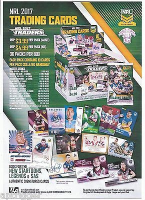 2017 NRL Traders Pieces of the Puzzle (PP 20/54) Mitch REIN Dragons