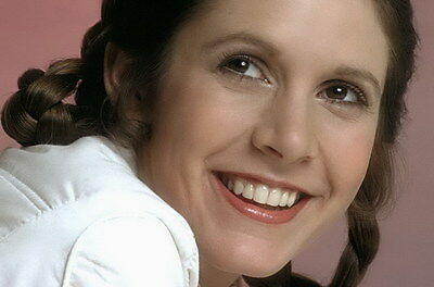 """MX17991 Carrie Fisher - American Actress Princess Leia Star 21""""x14"""" Poster_17991"""