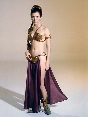 "MX18014 Carrie Fisher - American Actress Princess Leia Star 14""x18"" Poster"