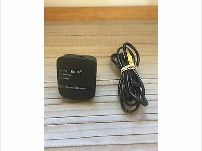 BT Broadband Powerline Extender 500 (Single unit to extend your existing kit)