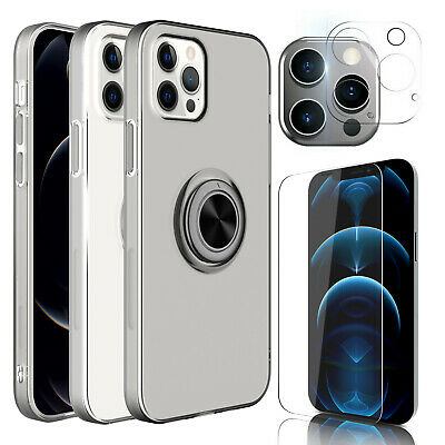 For LG Aristo 2/Rebel 3/Phoenix 3/Hybrid Stand Rugged Clip Hard Phone Case Cover
