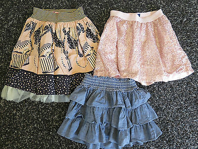girls skirts x3. GAP and TRELISE COOPER size 5-8