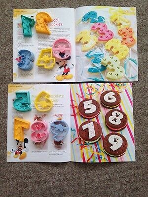 Disney Cakes And Sweets Magazine Numbers