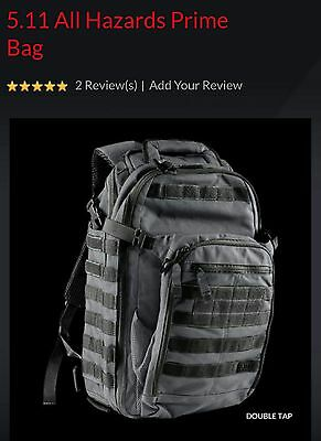 5.11 All Hazards Prime Back Pack