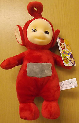 "Teletubbies ~ Talking Po ~ Supersoft Plush 10"" (27 cm) Soft Toy"