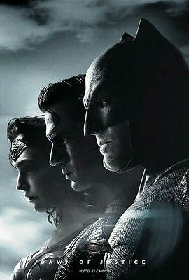 "Set Of 16 Batman Superman Dawn Of Justice 6"" x 4"" Movie Poster Photo Prints"