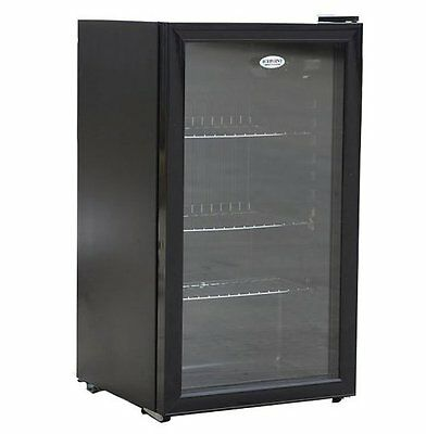 Undercounter Chiller Under Counter Cooler Icepoint 90L Fridge  Home Shop Bar New
