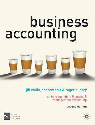 Business Accounting: An Introduction to Financial and Management Accounting by …