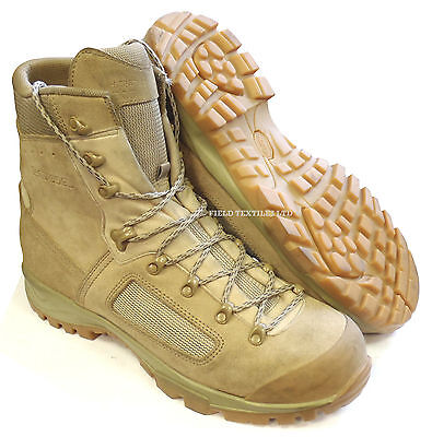 British Army - Lowa Desert Boots - Various Sizes - Limited Stock - Grade 2 Used