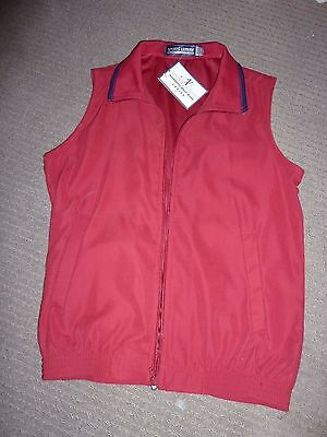 Sleeveless Golf or Sporting Top/Vest