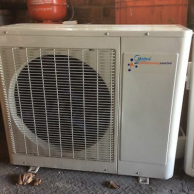 Media air conditioning unit 8kw