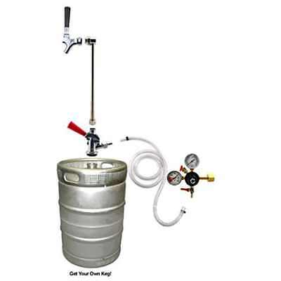 Rod Faucet CO2 System w/out CO2 Tank