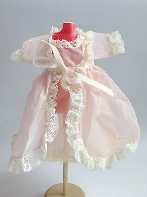 1950's Cosmopolitan Dolls, Little Miss GINGER - Pink Nighty Set