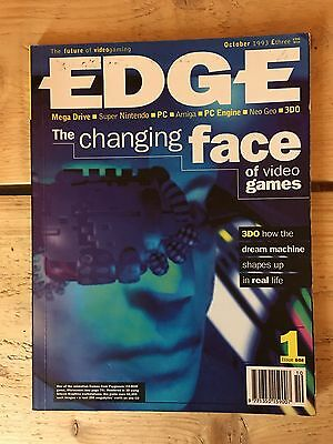 Edge Magazines x44 - Rare Issues - Issue 1 included