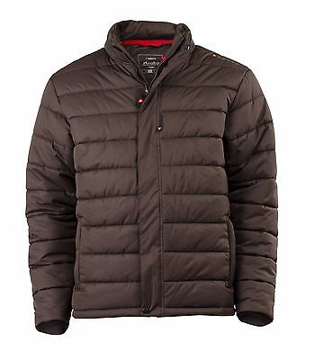Greys Fishing Strata Quilted Thermatex Rainproof Jacket size ( XL ) 44-46