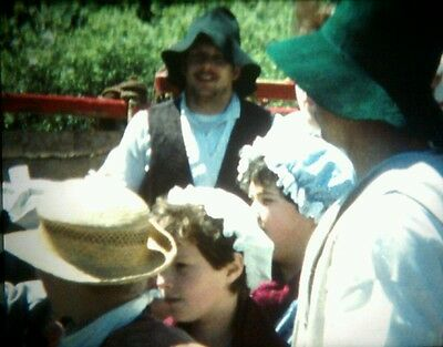 1986 YARMOUTH NOVA SCOTIA CANADA: TRADITIONAL DAY SUPER 8mm Amateur Cine Film