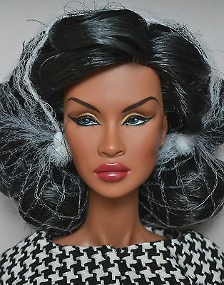 """Time And Again Adele 12"""" Doll Fashion Royalty Integrity NEW 2015 Cinematic"""