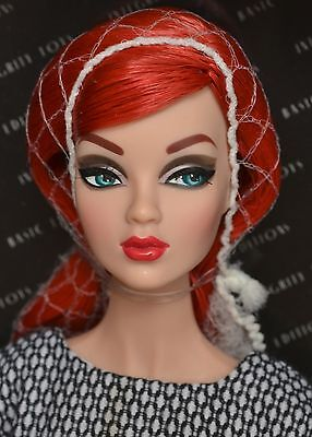 ITBE Flame Jasper Fashion Royalty Integrity Toys Basic Editions NEW