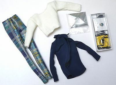 """Sweet Tartan Tulabelle 16"""" OUTFIT & ACCESSORIES Fashion Royalty Integrity NEW"""