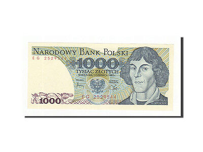 POLAND 1000 1,000 ZLOTYCH 1982 P 146 UNC COPERNICUS BUNDLE of 20 PCS 20 NOTES