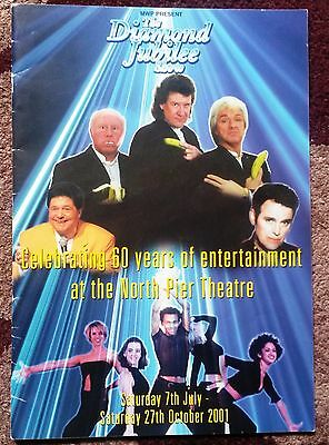North Pier Show (Blackpool 2001 programme)