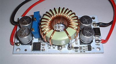 DC-DC 250W Adjustable CC/CV Constant Current  Step Up Boost Converter  UK Stock