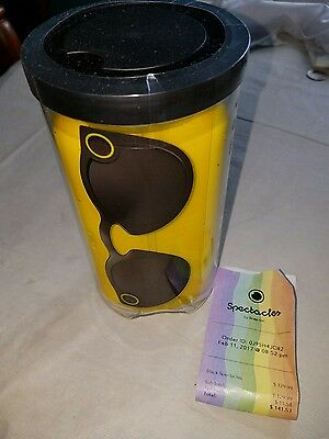 snapchat spectacles brand new