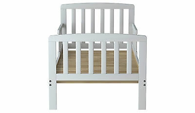 Rafferty Toddler Bed - White - 140 x 70 cm