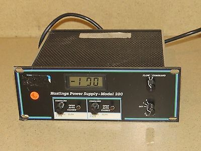 ^^ Hastings Power Supply Model # 200