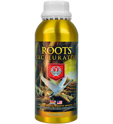 House and Garden Roots Excelurator Root Stimulator Hydroponics 100ml - 1Litre