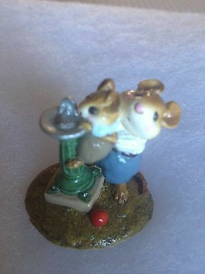 Wee Forest Folk M181 Little Squirt Retired