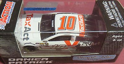 New, 1/64 Action 2016 Chevy Ss,  #10, Tax Act, Danica Patrick