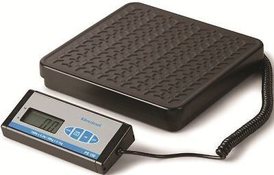 Brecknell PS150 150lb shipping weight all metal floor bench scale NEW