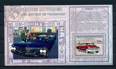 VO4 - Bloc feuillet Neuf ** MNH -Congo 2006 - Voitures anciennes - Cadillac