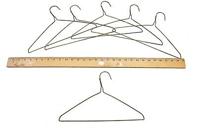 "13"" 13 ga Clothes Hangers / Hanger for Children / Kid box of 50"
