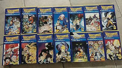Dragon Ball Movie VHS Anime Cartoni