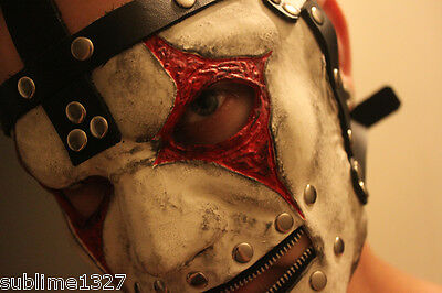 Slipknot Jim Root replica mask Halloween costume prop sheriffian *** 2 day sale*