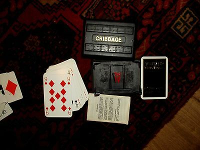vintage cribbage game