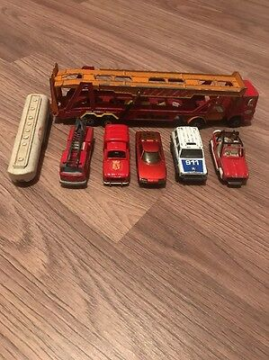 Majorette Collectable Diecast Car Transporter,cars And More Vintage