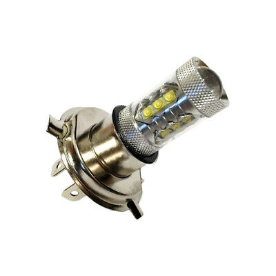 Fits Yamaha Majesty Vino Zuma Scooter 80W LED Super White Headlights Bulbs Lamp