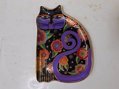 Laurel Burch Feline Fantasy Plate - Royal Doulton For Franklin Mint - 1995