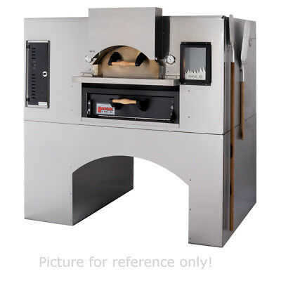 Marsal WF-60 Gas-Fired Deck-Type Wave Flame Pizza Oven