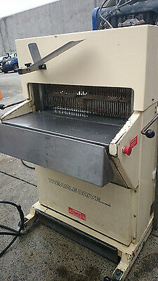 Bread Slicer Commercial - MOFFAT APV (Double thickness)