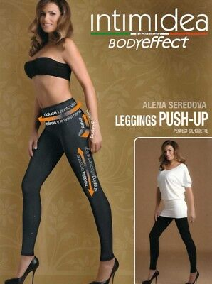 Leggings push-up Body Effect Oro art. 610110
