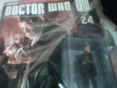 DOCTOR WHO FIGURINE COLLECTION # Issue 24 The War Doctor (John Hurt) NEW